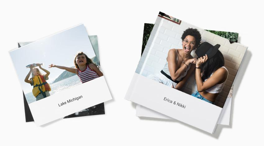 Nuevo servicio Photo Book de Google Fotos