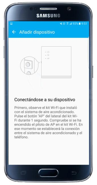 Asistente Samsung Smart Home