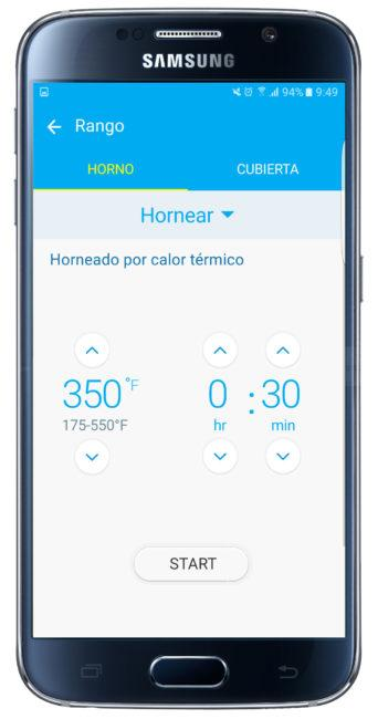 Programar dispositivo en Samsung Smart Home