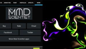 Crea llamativos wallpapers animados para tu smartphone con Magic Fluids