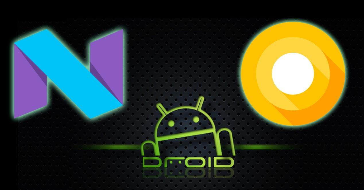 android n vs android o