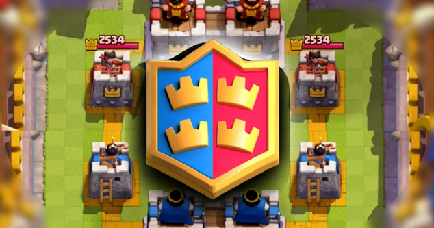 2vs2 en Clash Royale