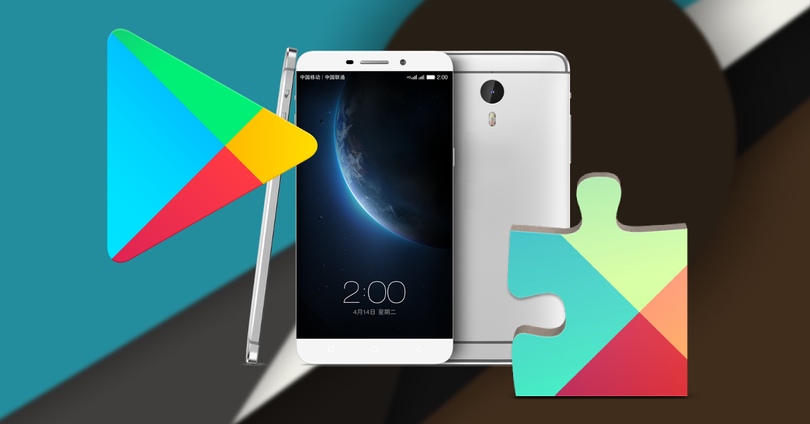 Moviles Chinos Google Play Store