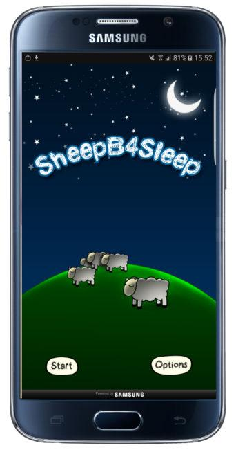 Interfaz de Sheep B4 Sleep