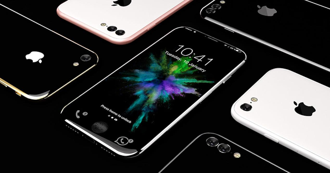 conceptop iphone 8