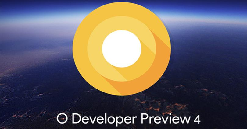 Actualización Android O Dev Preview 4