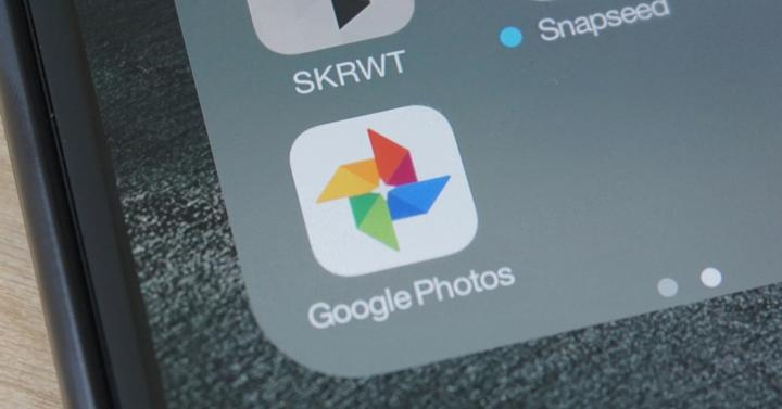 icono Google Photos