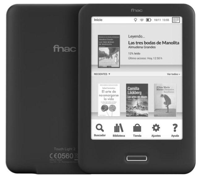 fnac touchlight 2