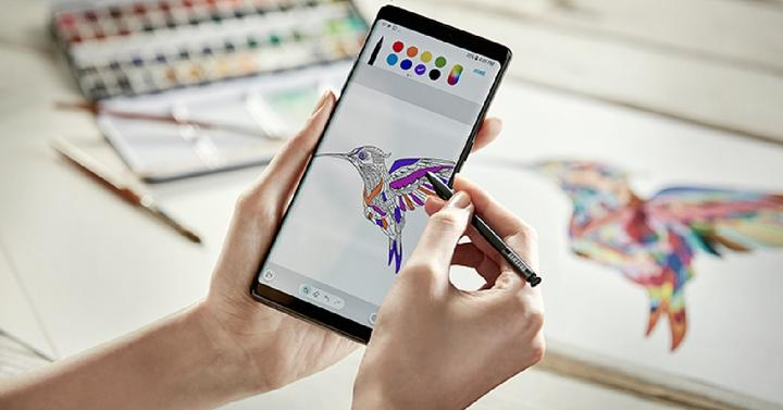S-Pen del Samsung Galaxy Note 8