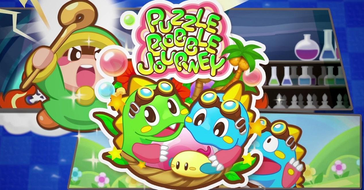 PUZZLE BOBBLE JOURNEY