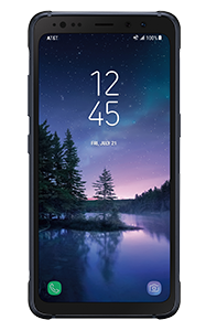 Frontal del Samsung Galaxy S8 Active