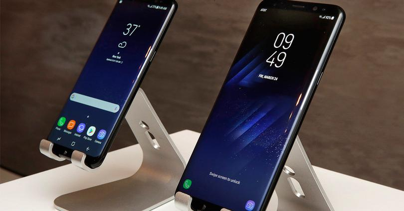 Infinity Display del Samsung Galaxy S8 Plus