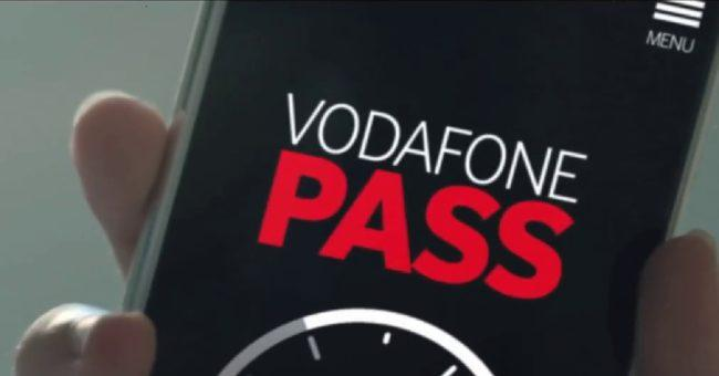 Vodafone Video Pass