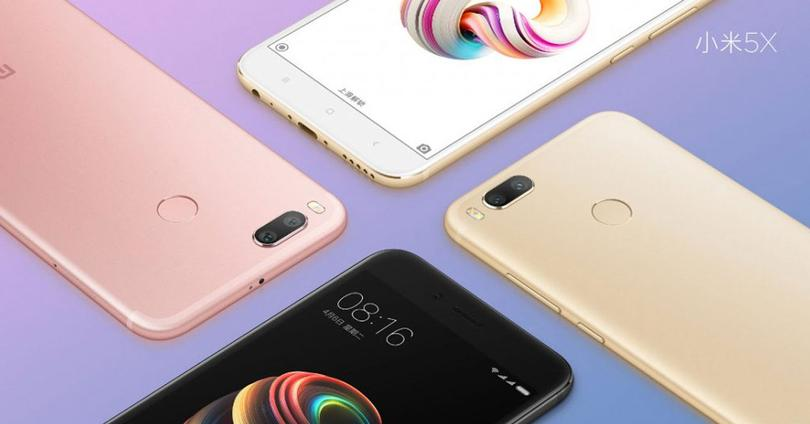 Android One Xiaomi A1