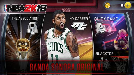 NBA 2K18 para iPhone