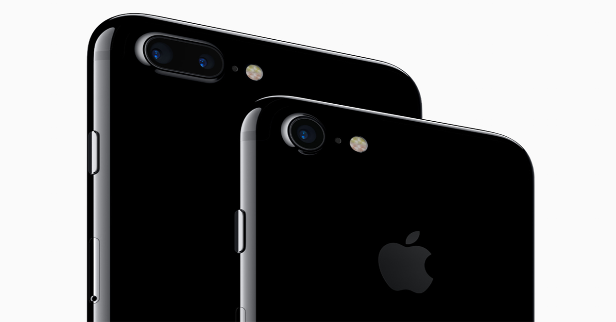 Cámara del iPhone 8 Plus y iPhone 8