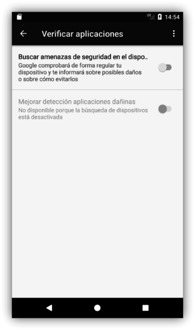 Google Play Protect Android 8.0 Oreo