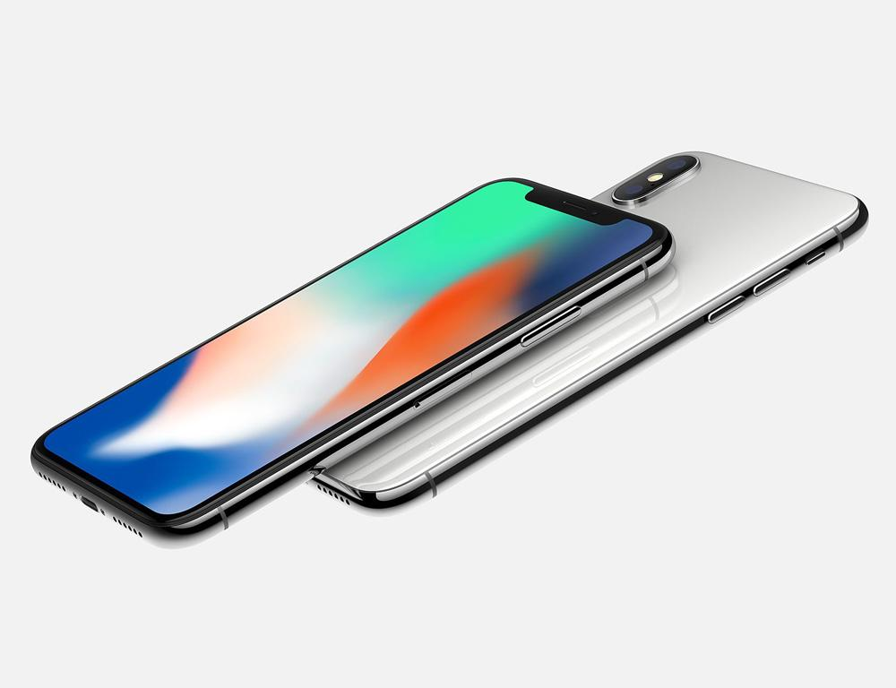 Pantalla del iPhone X