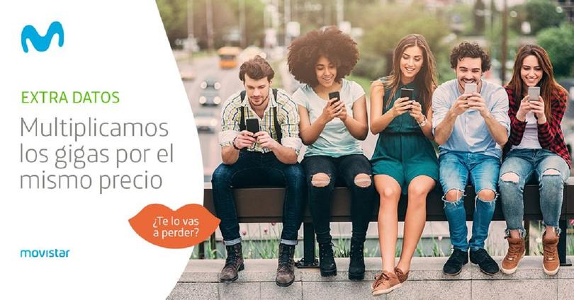 Extra de Datos Movistar