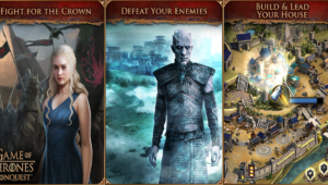 Ya puedes descargar Game of Thrones Conquest para Android e iOS