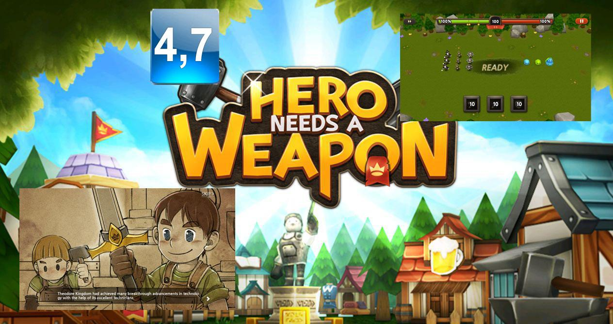 Juego Hero Weapon