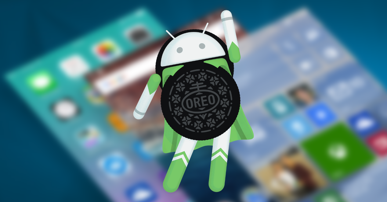 Launchers Android 8.0 Oreo