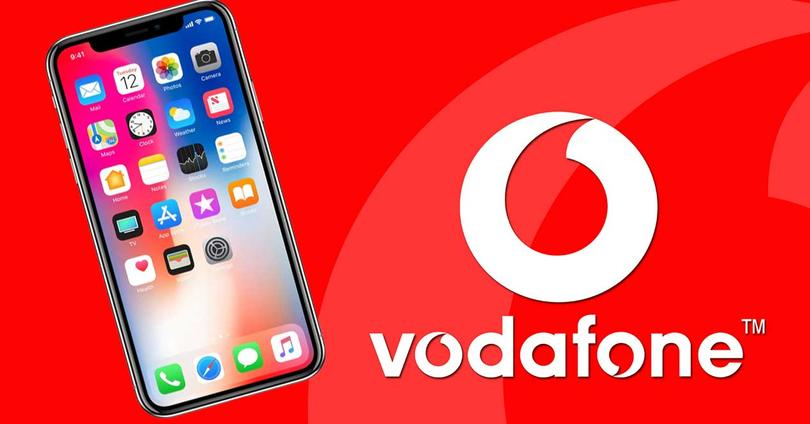 iphone x vodafone