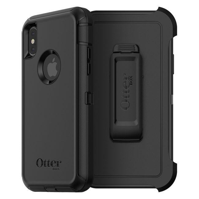 funda para iPhone X OtterBox Defender