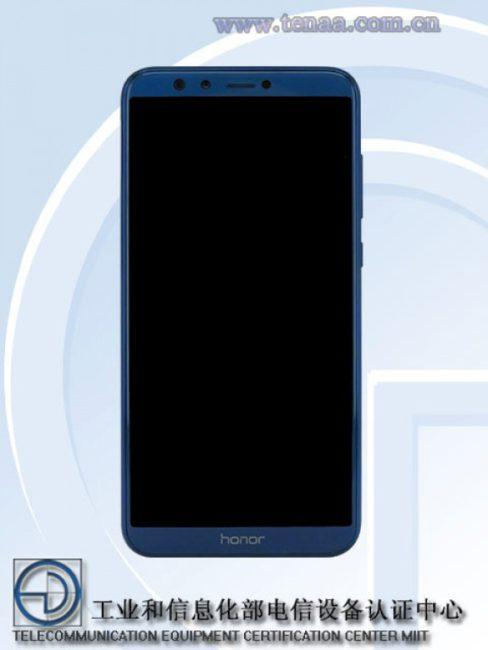 Honor 9 Lite front
