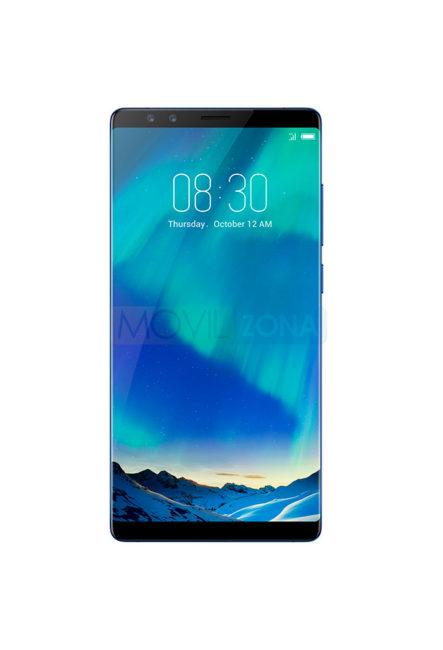 Nubia Z17s frontal con Android