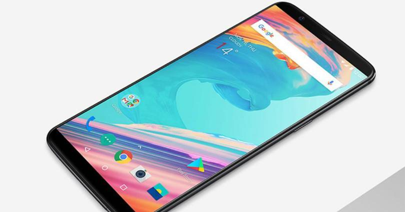 Software del OnePlus 5T