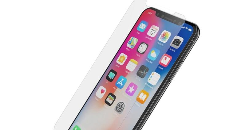 Protector de pantalla para el iPhone X con display OLED