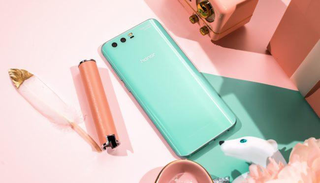 Honor  9 Lite en verde