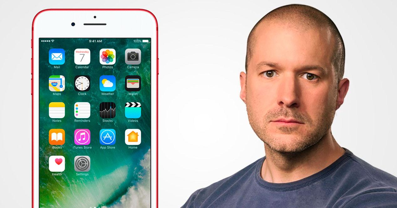 jony ive iphone 7