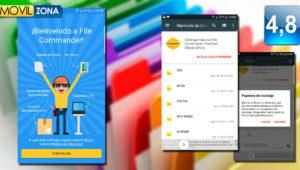 File Commander, un sencillo y potente explorador de archivos para Android