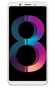 Frontal del Oppo A83