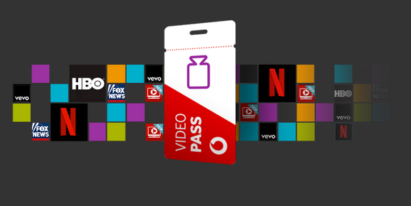 Video Pass Vodafone