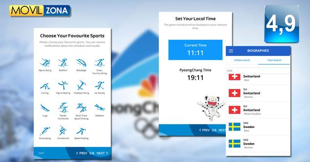 PyeongChang 2018 Official