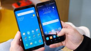 Xiaomi Redmi 5 Plus VS Huawei Mate 10 Lite: comparativa en vídeo