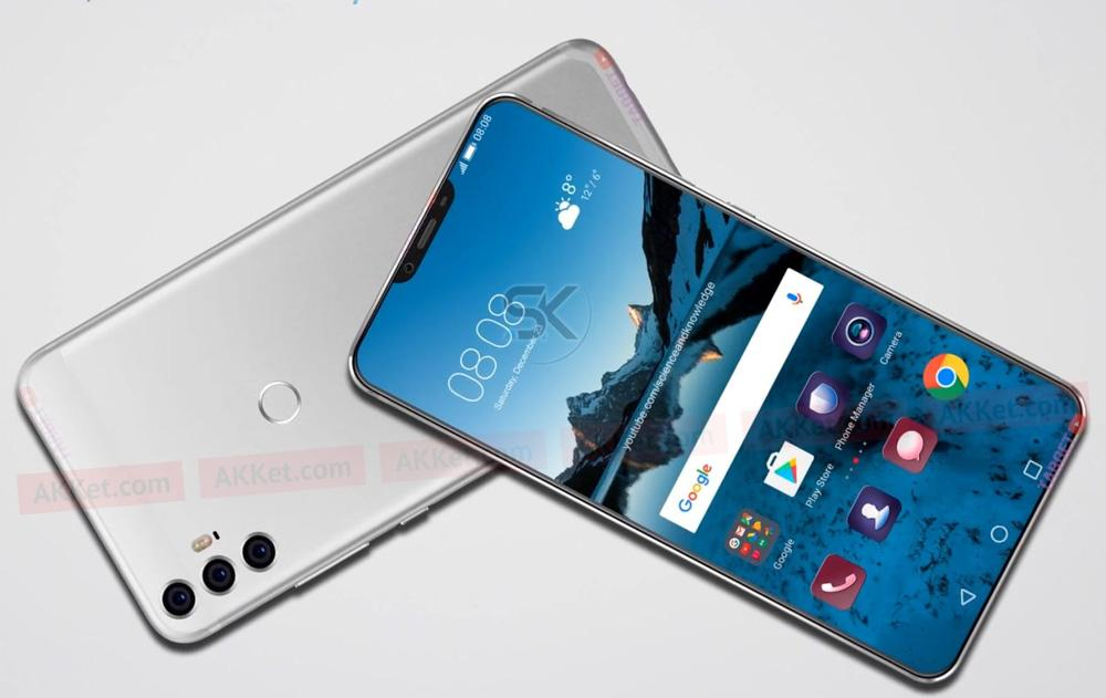 HUawei P20 con Android 8.1 Oreo y EMUI 8.1