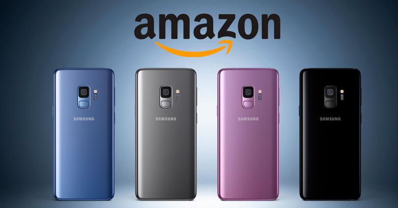 Amazon Samsung Galaxy S9