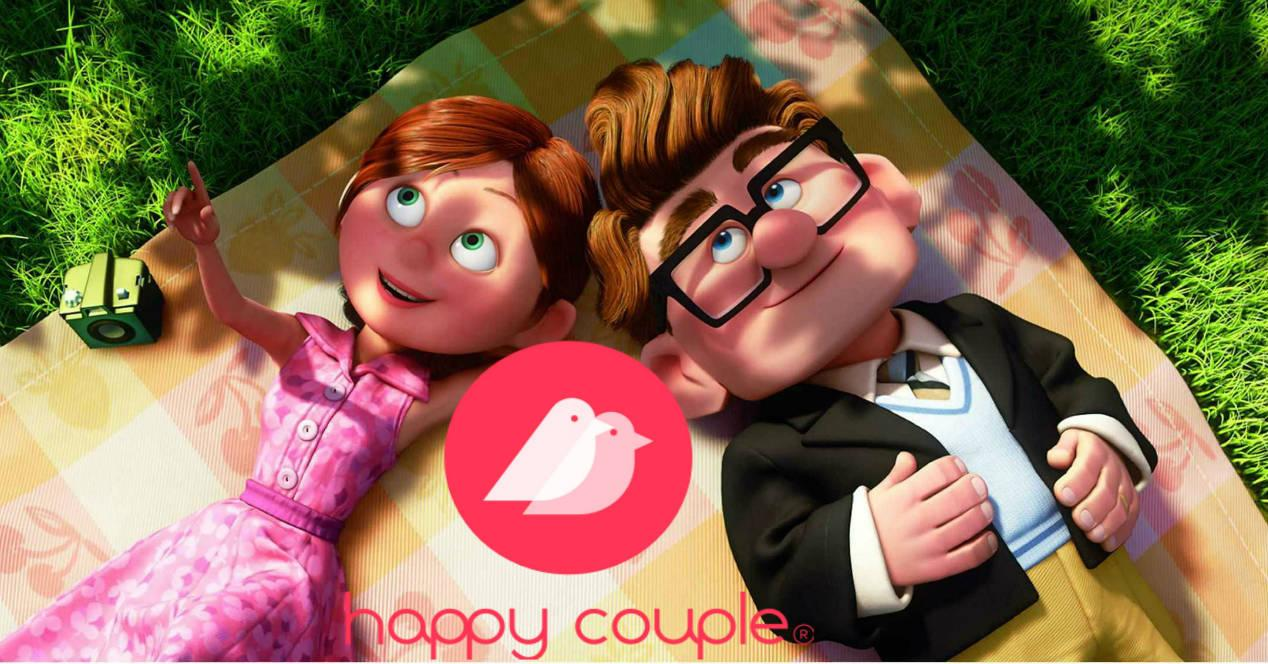 Happy Couple app