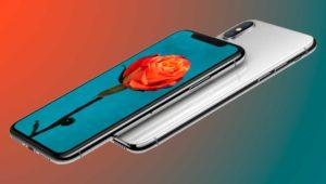 El panel frontal del iPhone X Plus se filtra en varias imágenes