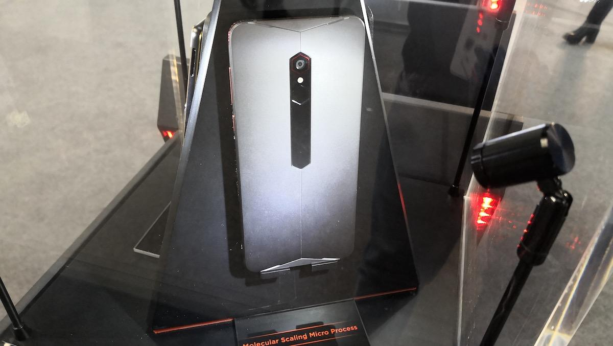nubia gaming phone