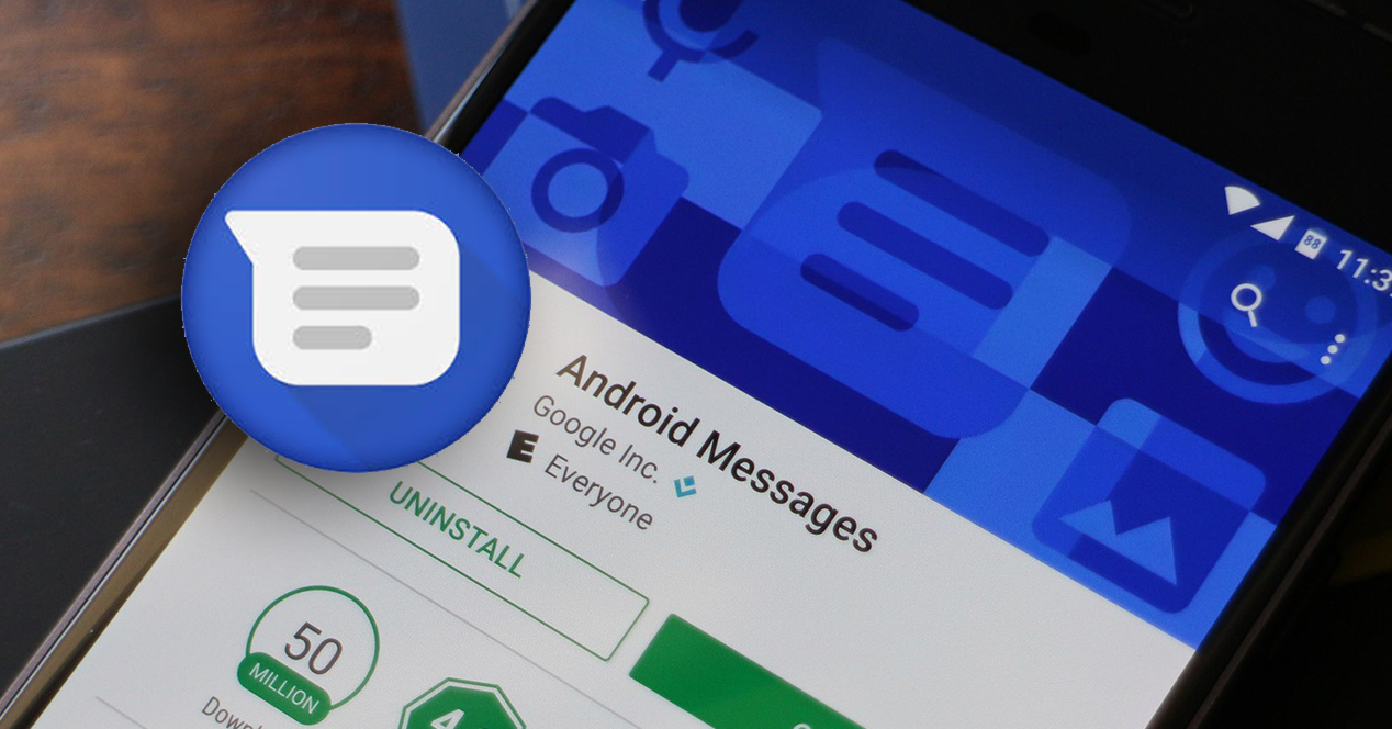 Goolgle Messages contra Whatsapp