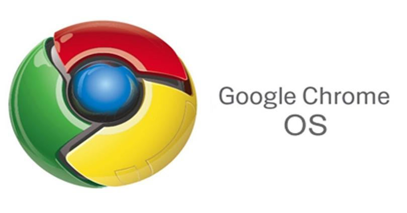 Logo de chrome OS