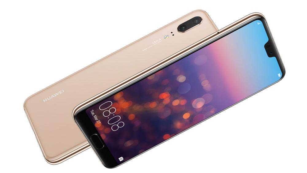 Colores del Huawei P20
