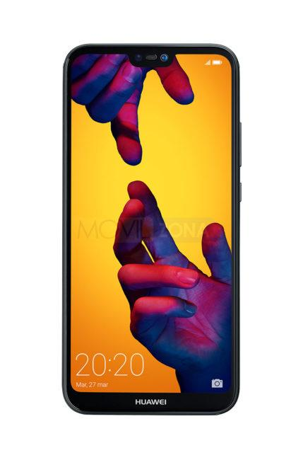 Huawei P20 Lite color negro