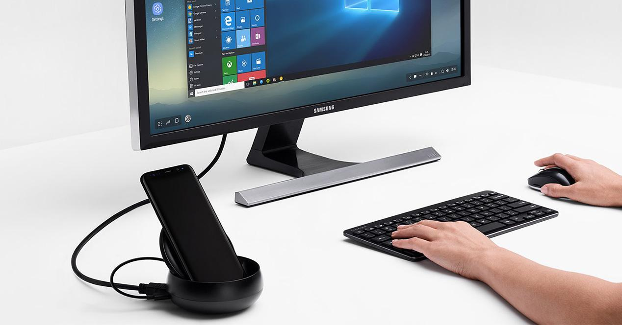 Ver noticia 'Noticia 'Alternativa económica al dock Samsung DeX para el Galaxy S8''