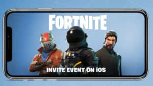 Anunciado Fortnite para Android y iOS, con juego cruzado con PS4 y PC
